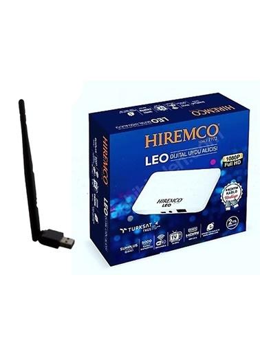 Hiremco Hiremco LEO Hd Uydu Alıcısı & Wifi Adaptör Renkli